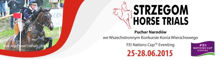Strzgeom Horse Trials 2015