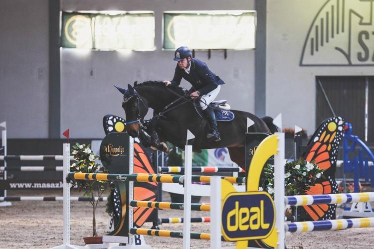 Cracovia Szary Equestrian Show 2016 Wojciech Wojaniec & Chivas 58
