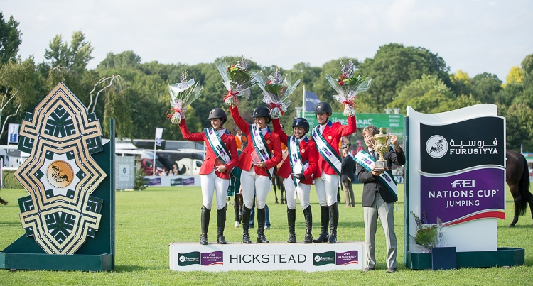 USA - Hickstead fot. Jan Stroud