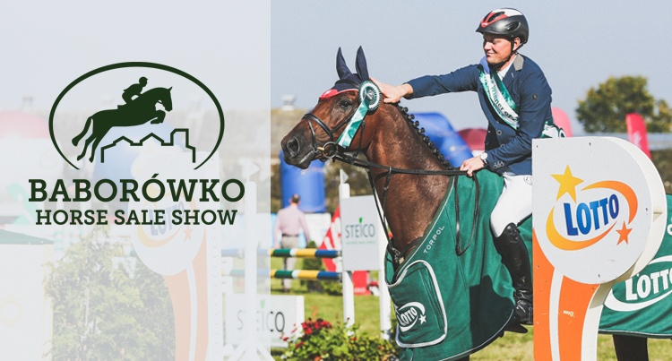 Baborówko Horse Sale Show 2018: FEI Entry System otwarty!