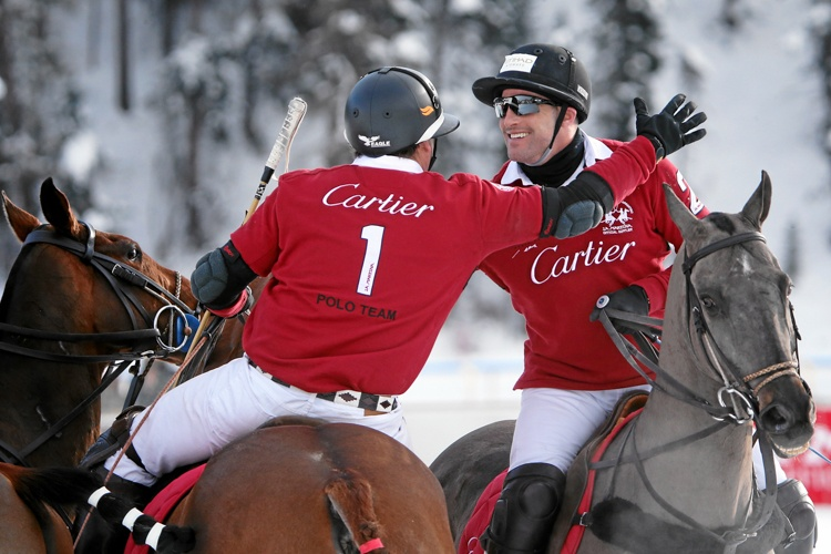 St Moritz Snow Polo 2015 fot. Andy Mettler swiss-image.ch