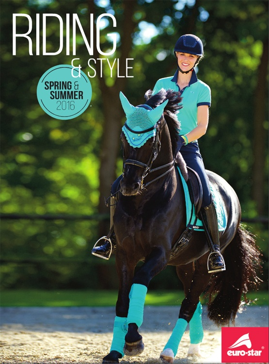 ES, Euro-star, collection, new. horse, riders, equestrian, 2016, spring, summer, Equista.pl