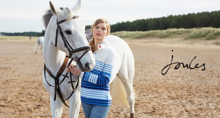 Joules Equestrian Spring Summer 2015