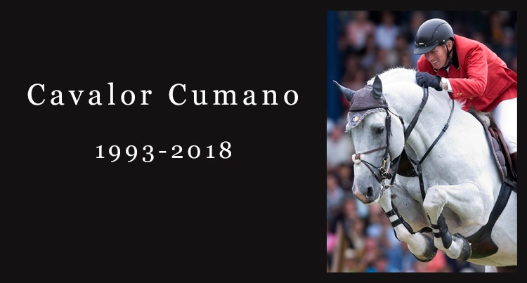 In memoriam: Cavalor Cumano