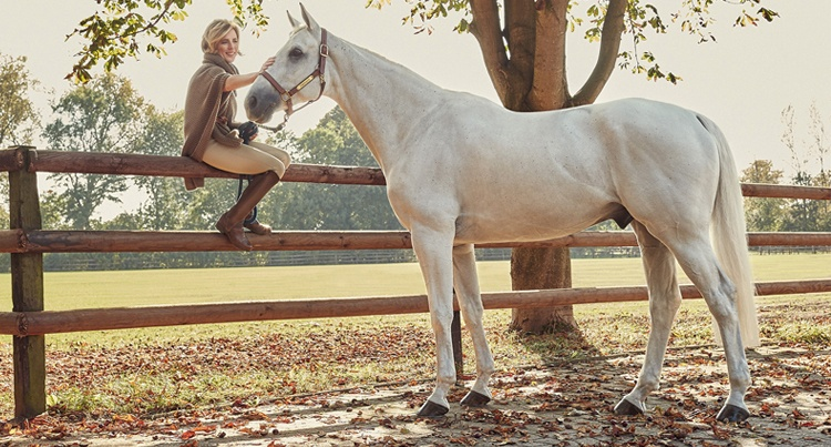 Lifestyle: Meredith Michaels-Beerbaum by Michael Gueth for Equistyle Magazine main