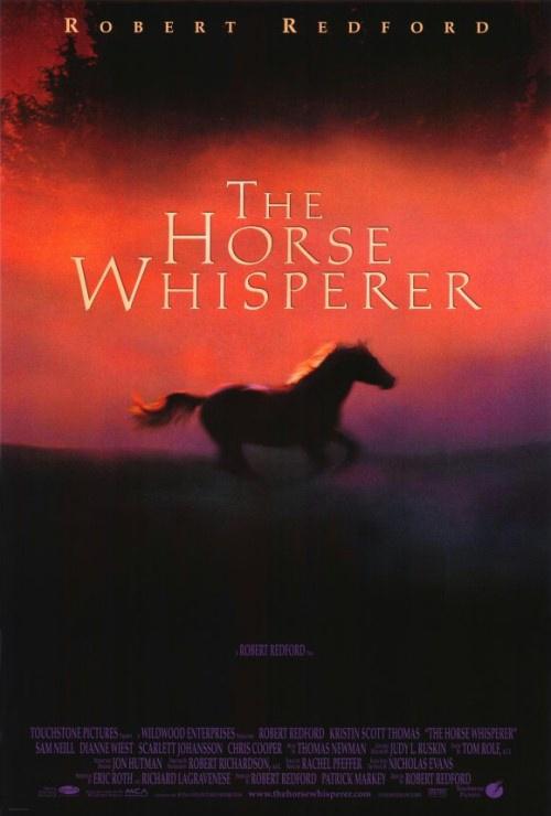 The Horse Whisperer, Zaklinacz Koni, plakat