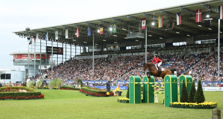 Mercedes Benz Nations Cup, fot. CHIO Aachen/Michael Strauch