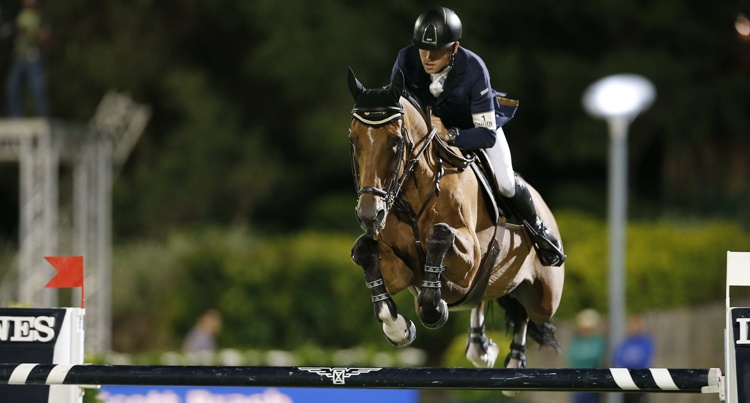 Scott Brash & Hello Sanctos fot. Stefano Grasso