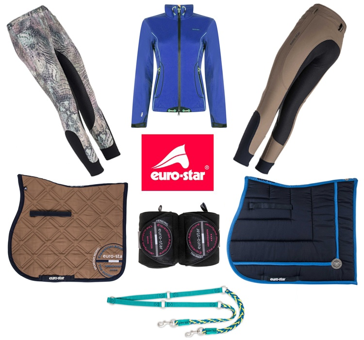 Euro Star, ES, new collection, Equista.pl, spring, summer, equestrian