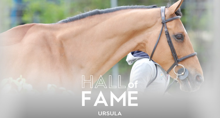 Hall of Fame: Ursula, fot. LGCT/GCL