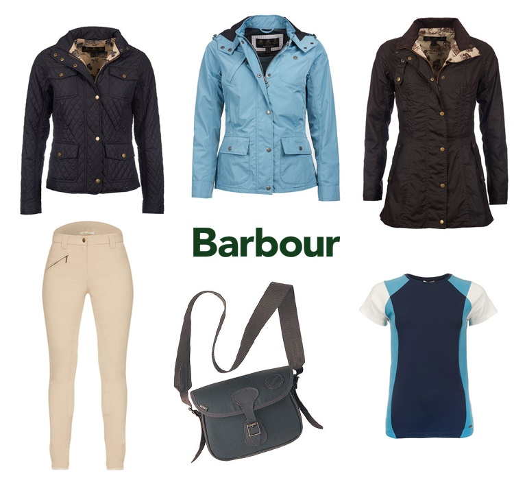 barbour set 2016, Fashion: Barbour Country Collection 2016, the equestrian collection 2016, BARBOUR, equista.pl