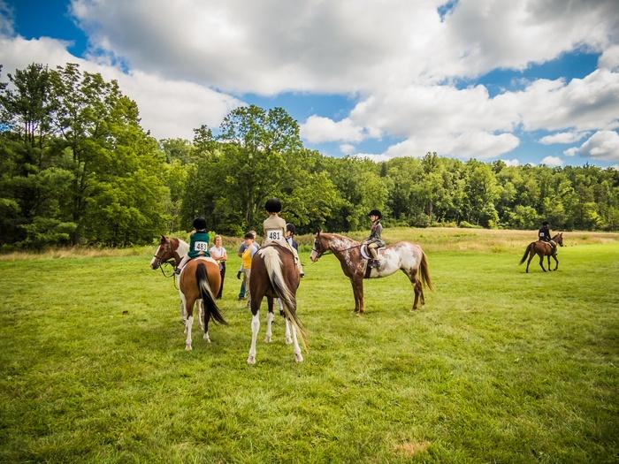 bezpieczny obóz jeździecki dla dzieci