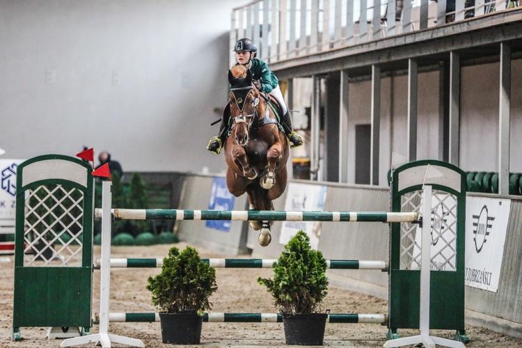 Cracovia Szary Equestrian Show 2016 Dajana Pawlicka & Campari
