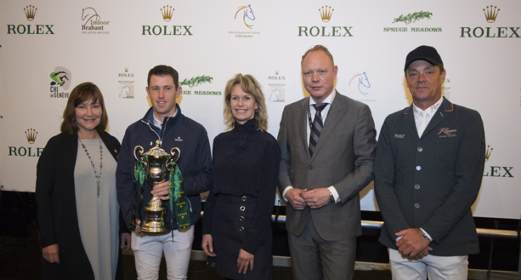 Rolex Grand Slam Indoor Brabant