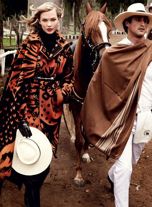 EQUISTAKarlie Kloss Takes Fall's Best Equestrian Fashions on a Trip to Peru
