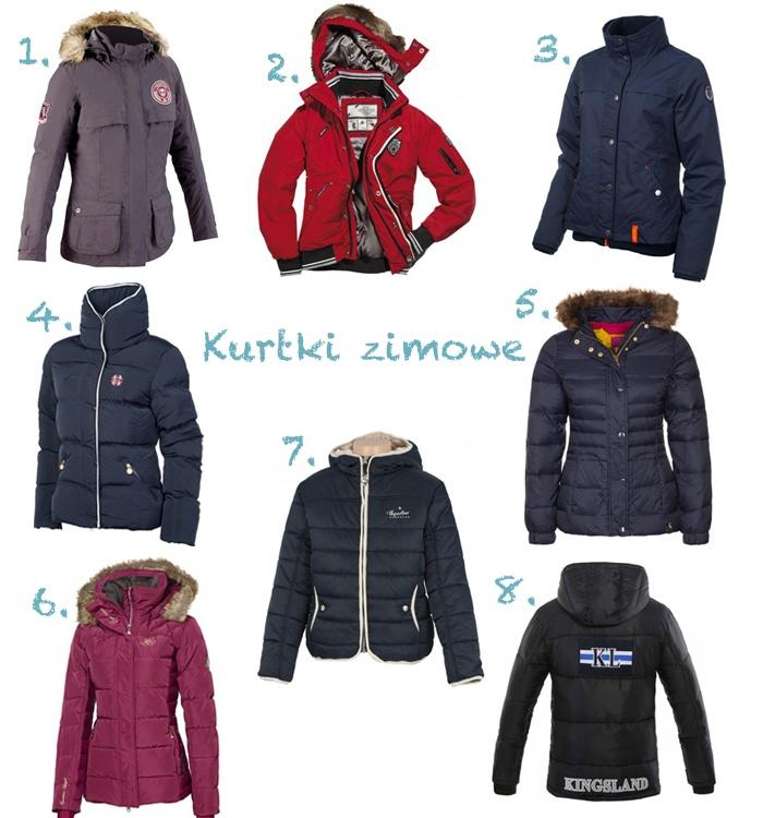 aec29abb2f93b Wybór kurtek do stajni, najlepsze ciepłe kurtki do stajni, jeździeckie