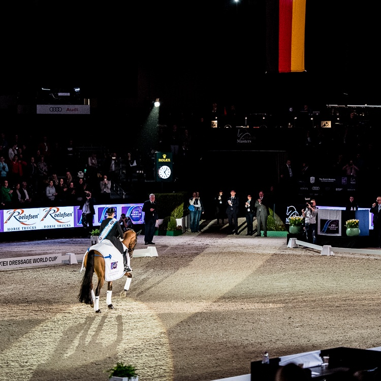 Equista - Indoor Brabant 2018: Isabell Werth ...