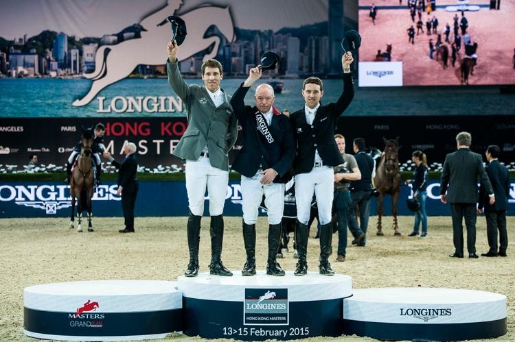 Best riders Longines Hong Kong Masters 2015