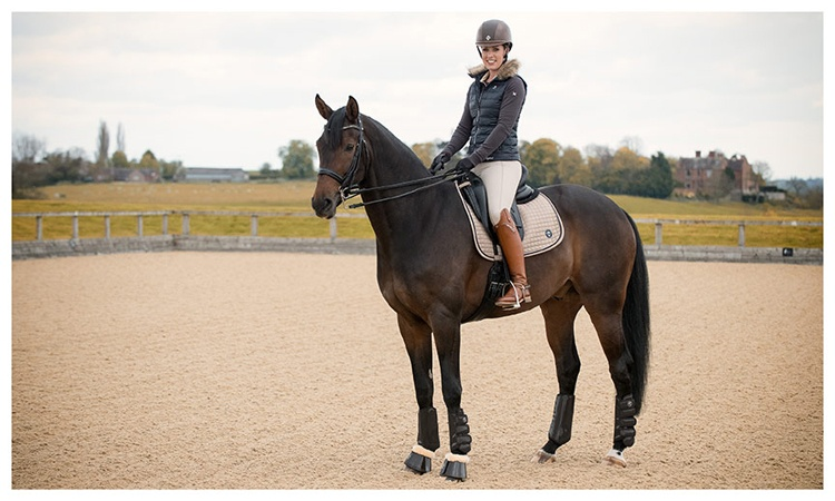 Fashion: Kingsland Dressage by Charlotte Dujardin www.equista.pl