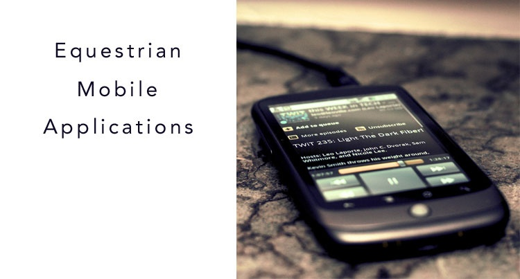 Equestrian Mobile Applications