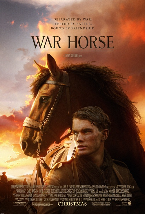 War Horse, Czas Wojny, film, plakat