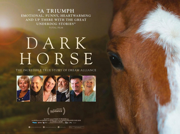 Kino & film: Dark Horse The Incredible True Story Of Dream Alliance