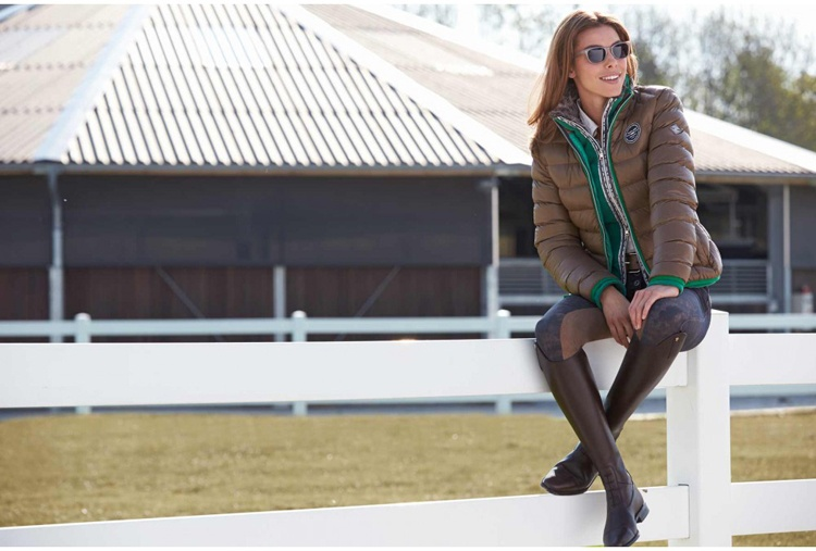 Euro Star, set, collection 2015, winter 2016, Equista.pl, fashion, equestrian