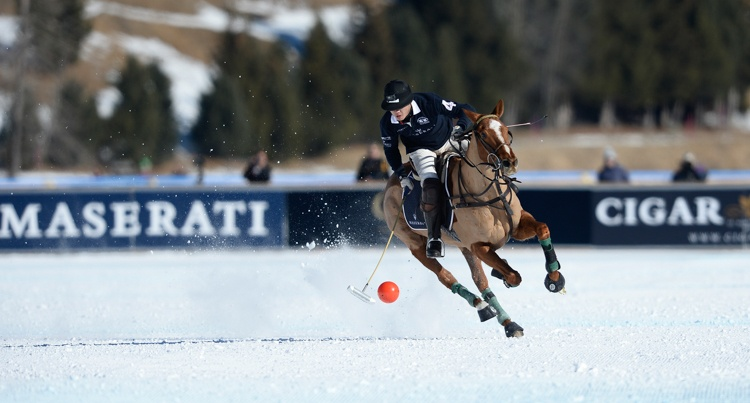 Snow Polo St Moritz 2017 fot. Tony Rodriquez Images of Polo