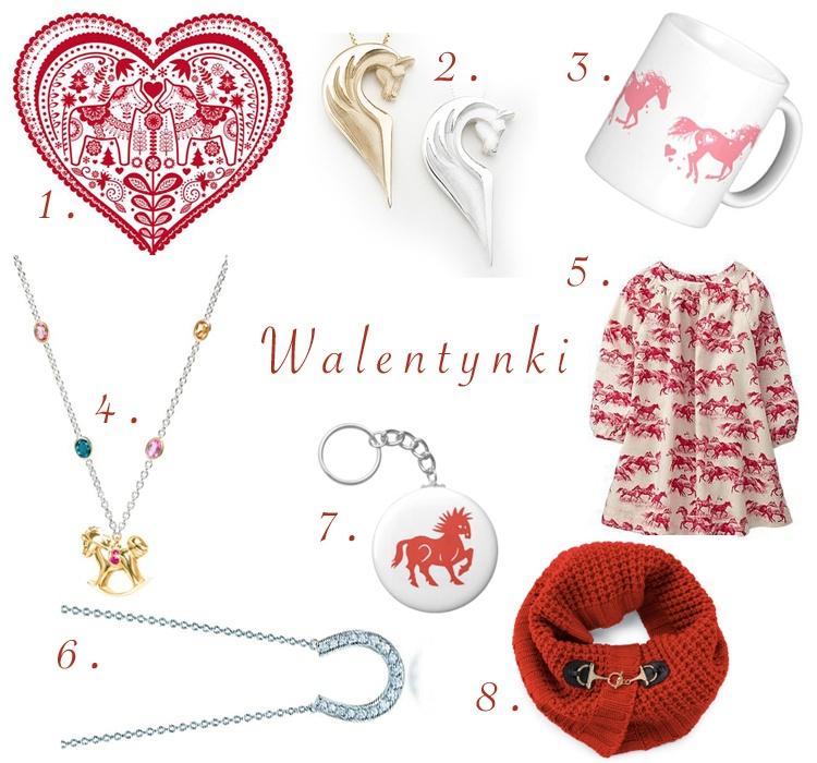 Equista.pl, Lifestyle: Prezenty na Walentynki 2016 z jeździeckim akcentem, konie, walentynki 2016,