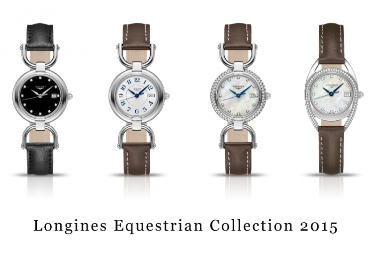 Longines Equestrian Collection 2015