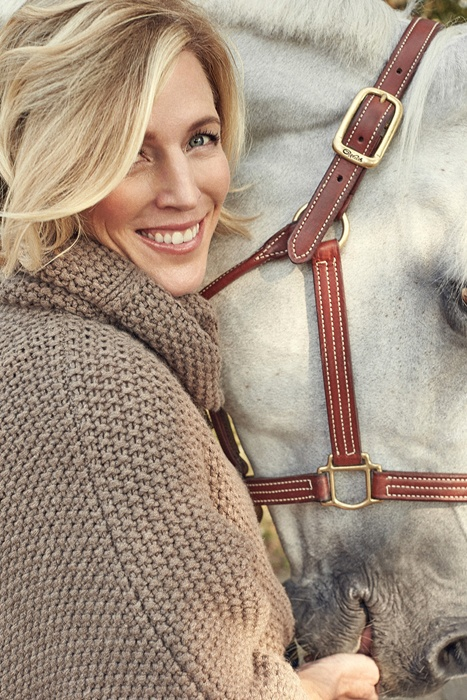 Lifestyle: Meredith Michaels-Beerbaum by Michael Gueth for Equistyle Magazine