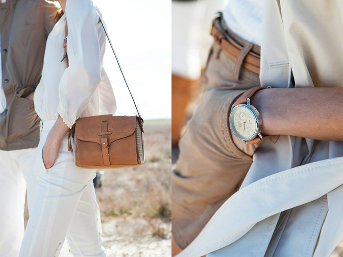 Massimo Dutti The Equestrian Collection Summer 2015
