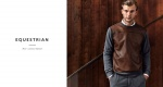 Fashion: Massimo Dutti - Equestrian limited edition for Men 2016