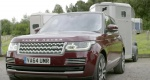 Land Rover Transparent Trailer and Cargo Sense Technology - rewolucja w transporcie koni?