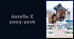 In memoriam: Antello Z