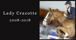 In memoriam: Lady Cracotte