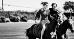 Fashion: Nacho Figueras & Delfina Blaquier for Santa Barbara Magazine